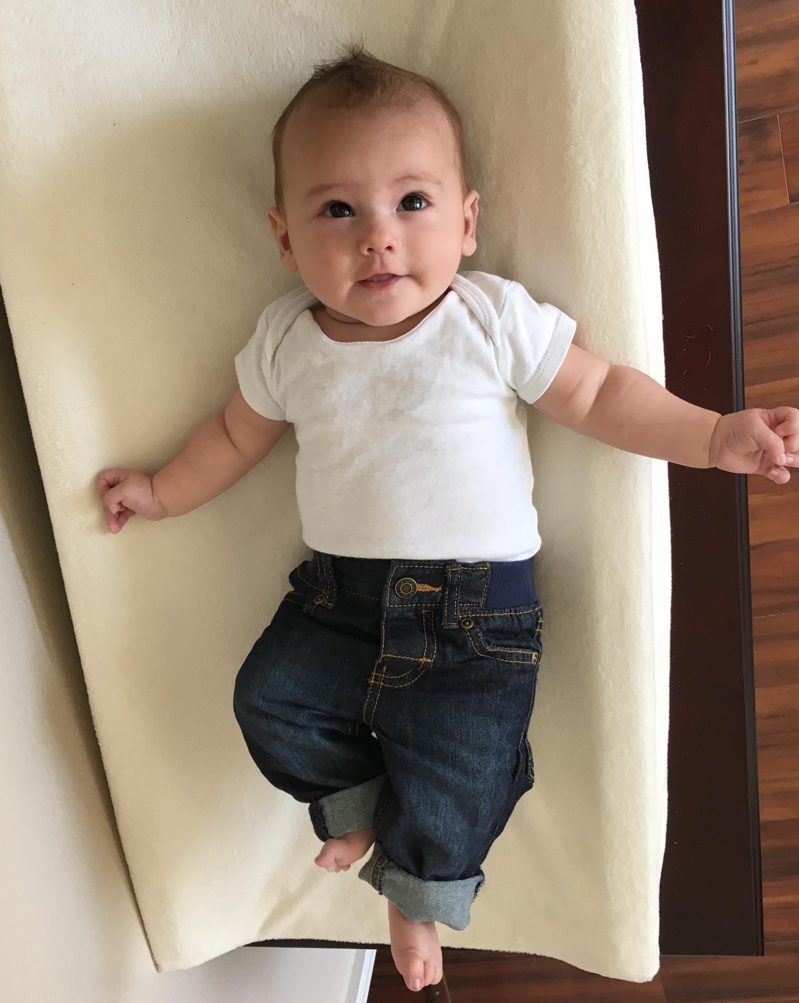 Carter's Baby Denim